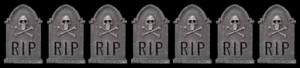 7 Tombstones